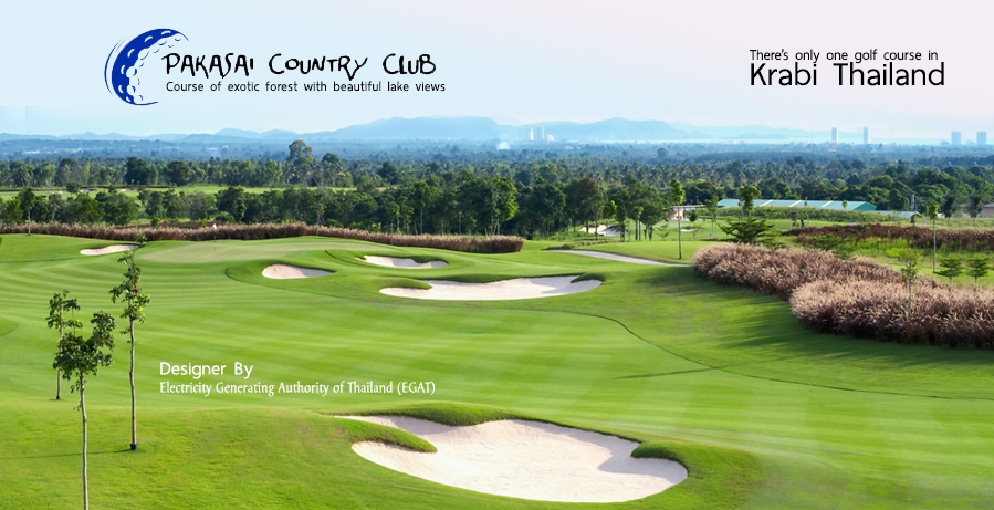 Pakasai Country club Krabi Thailand